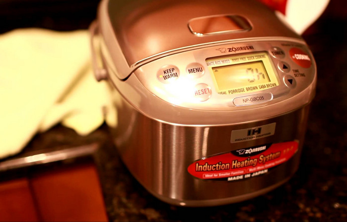 Induction Heating System Np Gbc05Rice Cooker & Warmer