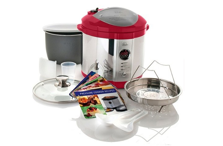 Wolfgang Puck 7Qt 4 in 1 Pressure Cooker