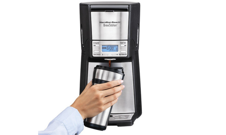 12 Cup Coffee Maker Hamilton Beach Brewstation Summit Ultra possibly