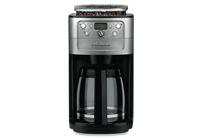 Cuisinart automatic grind and brew instructions