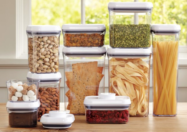 OXO pop top containers set Costco