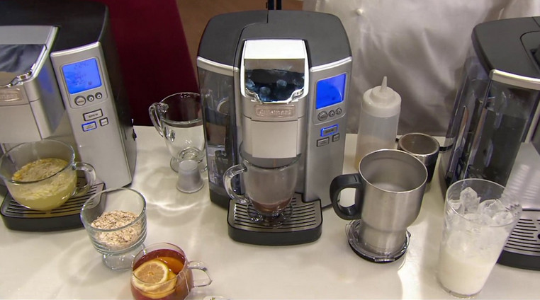 how to program a Cuisinart coffee maker instructions