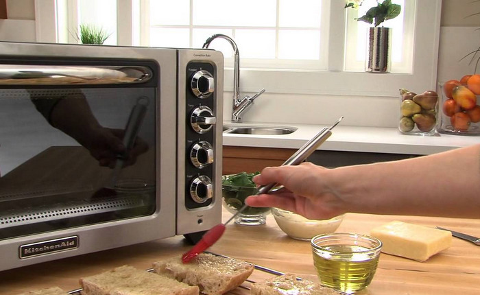 Kitchenaid Convection Toaster Oven KCO223CU Review