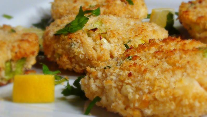 crab cake panko