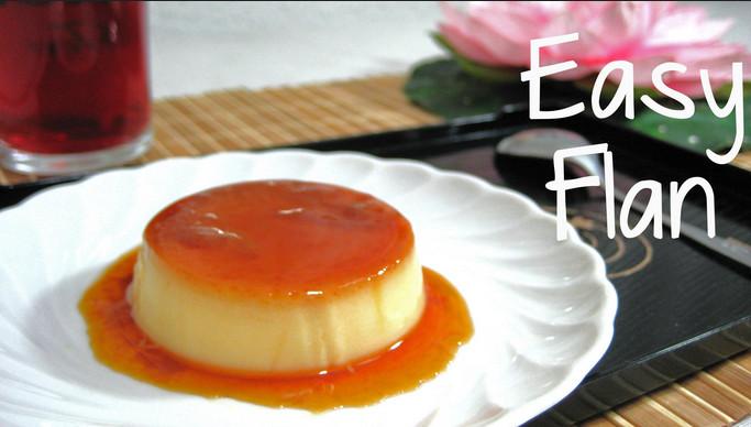 Banh Flan recipe
