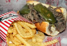 Portillo's Italian beef sandwiches recipe