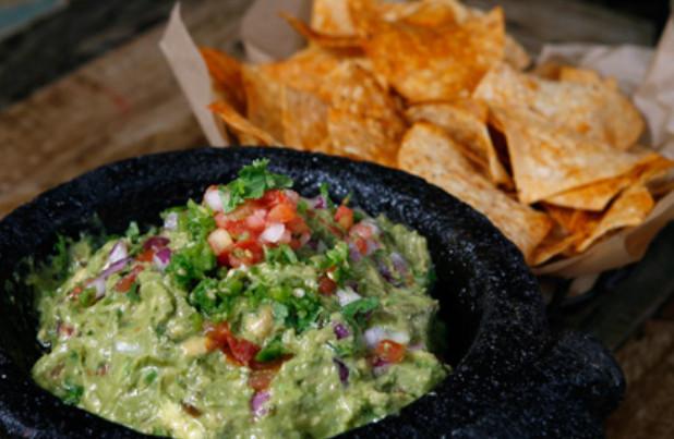 Rocco's Tacos Guacamole Recipe