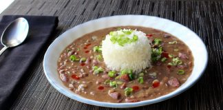 The Creamy Cajun Popeyes Red Beans and Rice Recipe