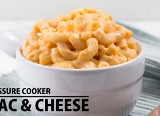 Wolfgang Puck Pressure Cooker Macaroni and Cheese recipe