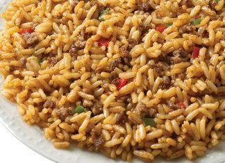Zatarain's dirty rice recipe