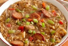 Zatarain's Gumbo Recipe with Chicken and Sausage