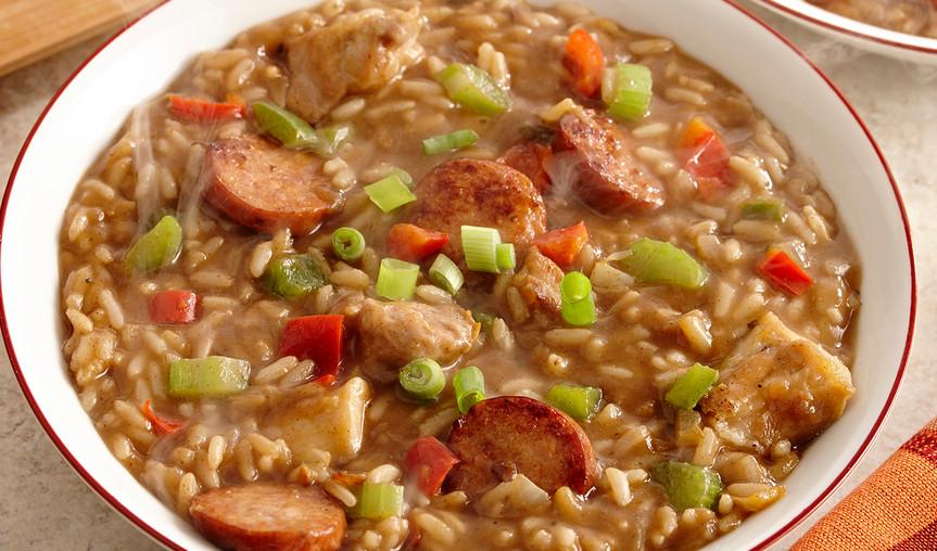 Zatarain's Gumbo Recipe with Chicken and Sausage