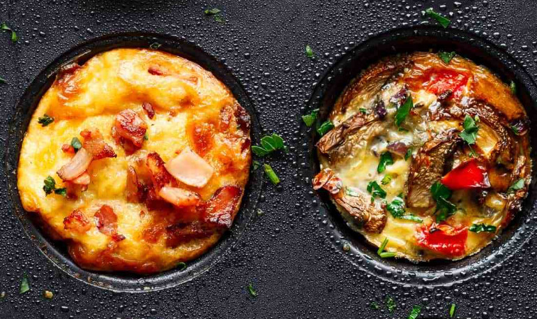 Eggs in Muffin Tins Recipe for Healthier and Easier Mornings