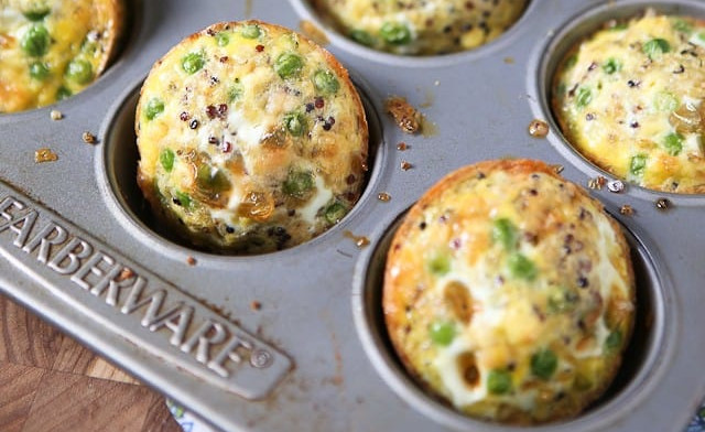 Muffin Frittata Recipes to Make Your Mornings Happier