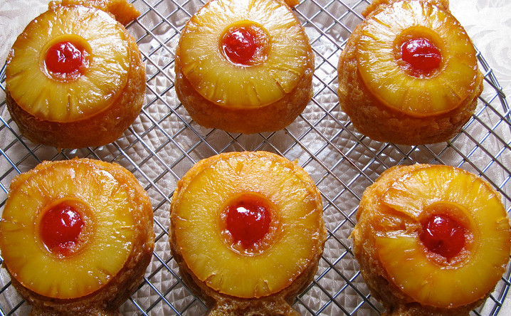 Duncan Hines pineapple upside down cake recipe i