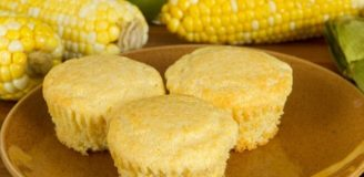 Reducing Calories in Cracker Barrel Corn Muffin by Making It Homemade