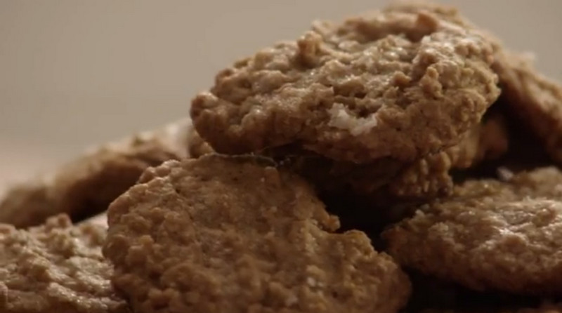 Simple oatmeal cookie recipe