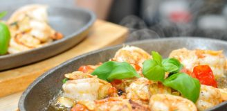 Alaskan Cod Recipes with Shrimp, the Easy and Quick Flavorful Dish