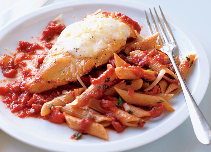 B Chicken Parmesan Recipe Rachel Ray that You Want More and More