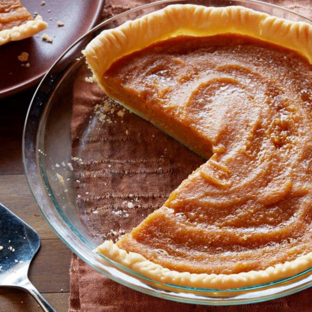 Black Folks Sweet Potato Pie Recipe as Sweet Snack
