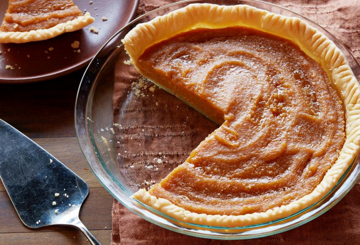 Black Folks Sweet Potato Pie Recipe as Sweet Snack