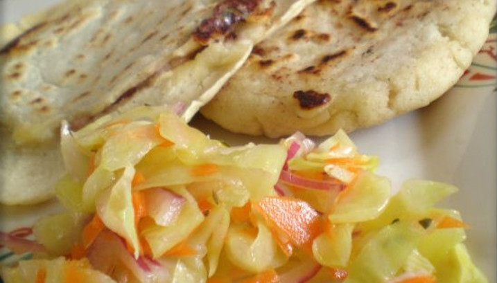 Curtido, Guatemalan Pickled Vegetables