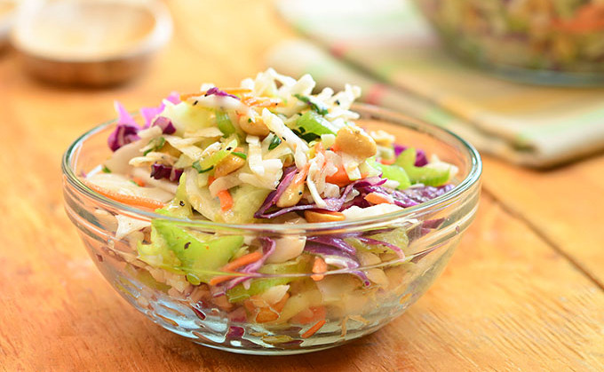 How to Make the Copycat of Wood Ranch Coleslaw Recipe