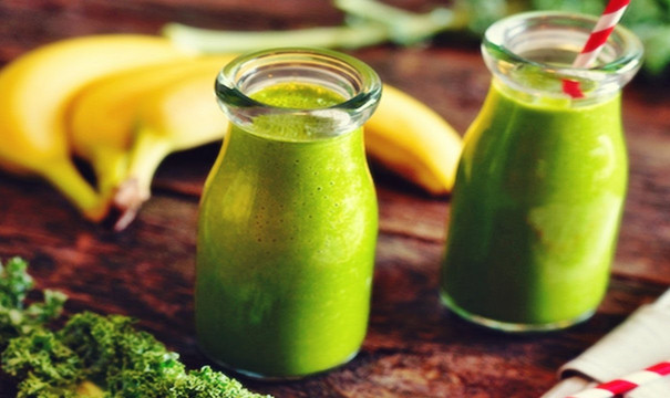 Kale Shake Recipe with Banana for Delicious and Healthy Smoothie