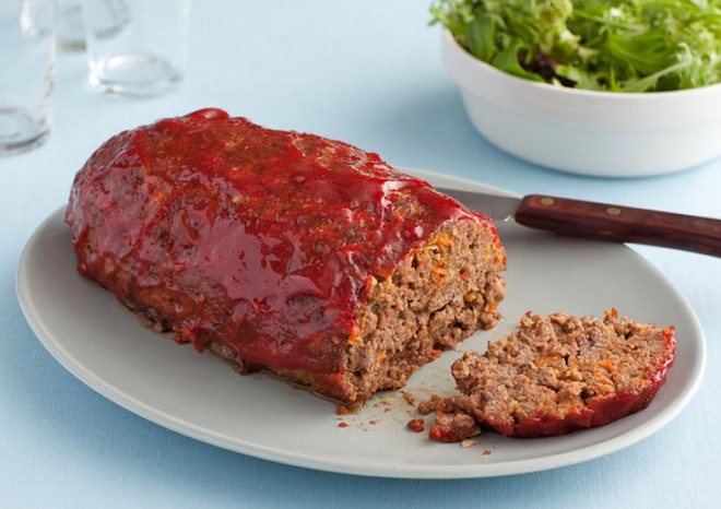 Let's Apply the Meatloaf Recipe with Bread Crumbs