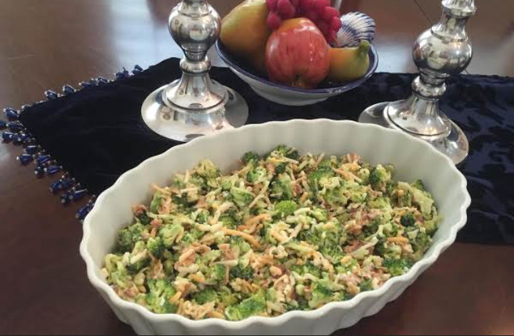 The Easy Chicken Salad Chick Broccoli Salad Recipe for a Healthy Family