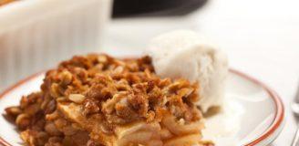 The Incredible Apple Crisp Recipe Paula Deen for Perfect Dessert