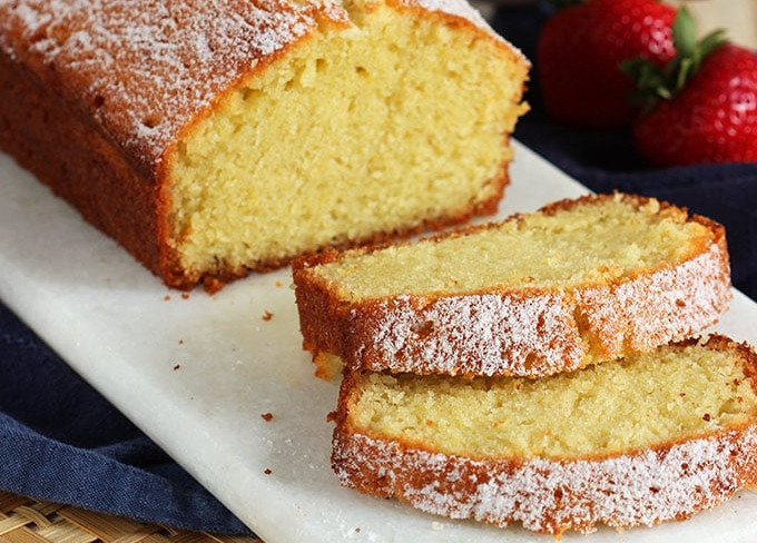 The Stocks Pound Cake Recipe for Your Holidays