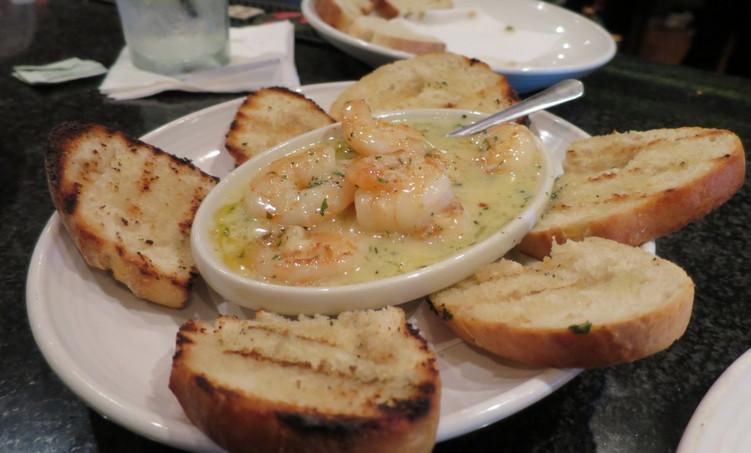 Carrabbas shrimp scampi recipe