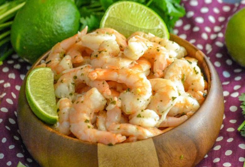 Costco cilantro lime shrimp recipe