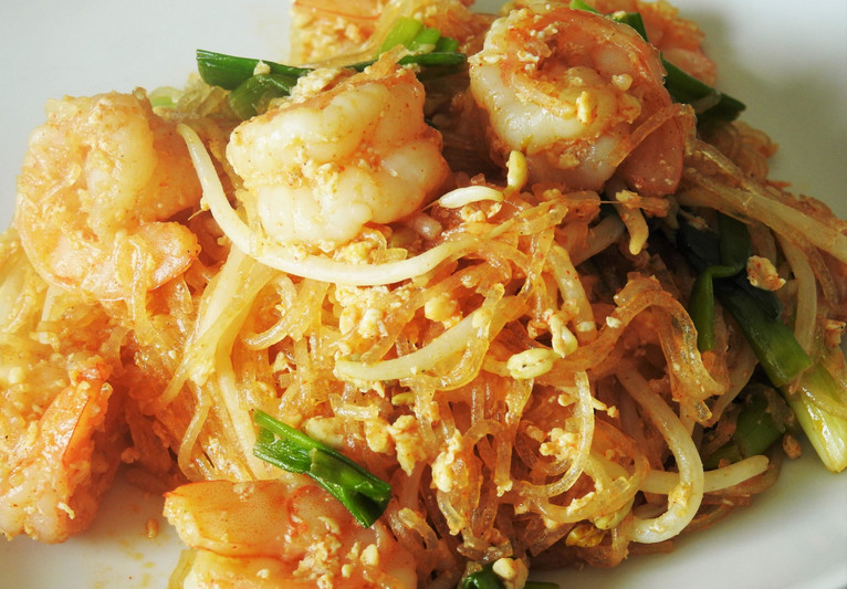 Glass Noodle Pad Thai