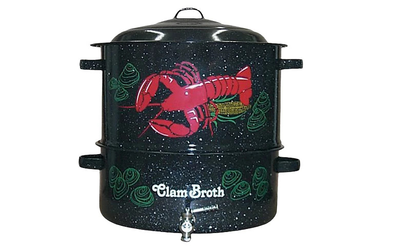 clam steamer pot