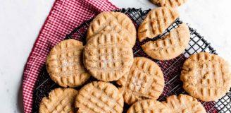 Laura Scudder Peanut Butter Cookies
