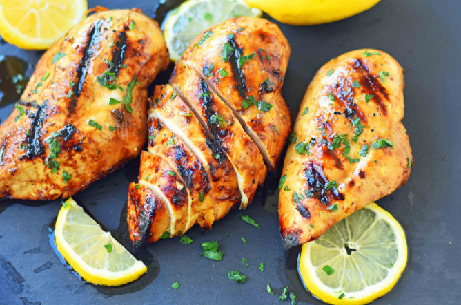 Lea and Perrins Chicken Marinade