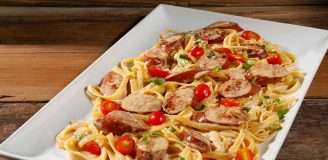 Hillshire Farms smoked sausage and pasta recipes