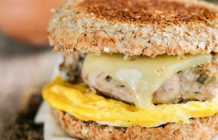 Jimmy Dean Breadless Breakfast Sandwiches