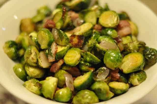 Saltgrass Brussel Sprouts
