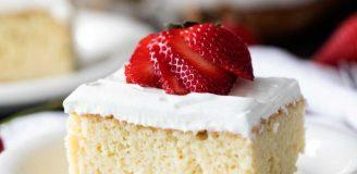 Tres Leches Cake safeway