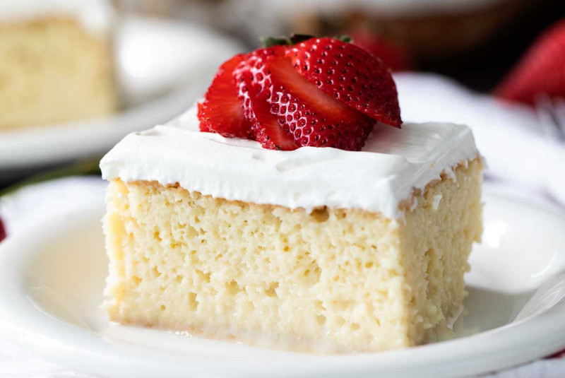 Tres Leches Cake safeway