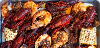 cajun dipping sauce for crab legs