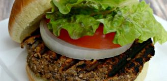 Chili's Veggie Burger for the Simple and Tasty Midweek Meal