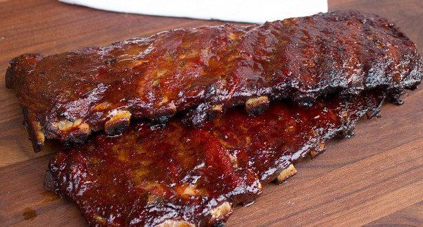 Cooking Ribs in Electric Smoker with Sweet and Juicy Recipe