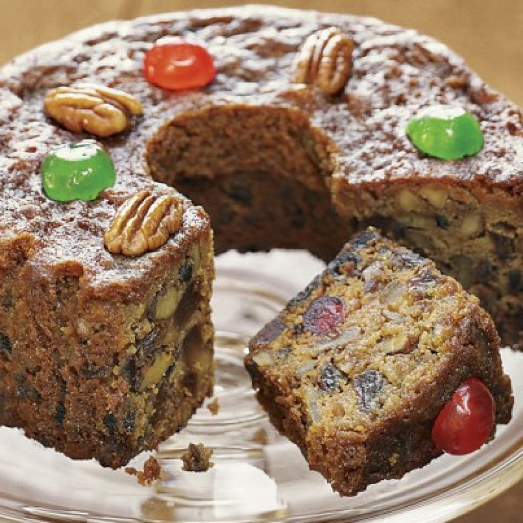 Assumption Abbey Fruitcake from a Secluded Monastery