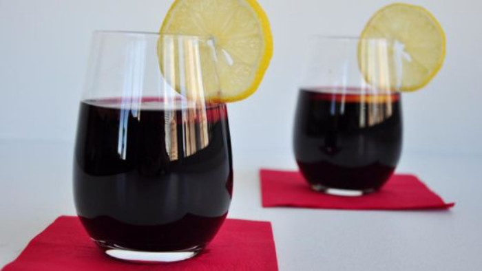 Carrabba's Blackberry Sangria, the Spanish Drink to Chill Your Day