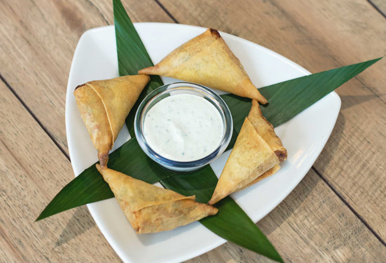 Chicken Samosas Cheesecake Factory for the Taste of Asian Cuisine