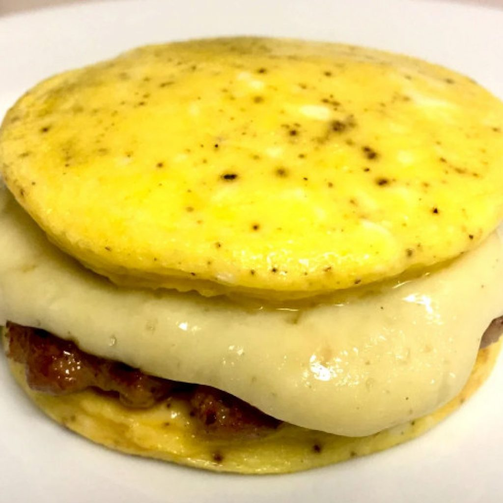 Homemade Jimmy Dean Delights Eggwich for Any Meal Time